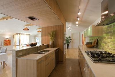 Loft Remodel Kitchen